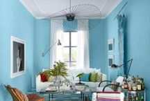 Einrichtungsideen / Interior ideas we like for any kind of space - small or big