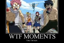 Fairy Tail / Fairy Tail pictures and gifs only