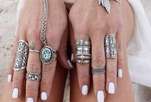 Turquoise love  / I ❤️ Turquoise and silver
