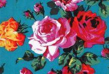 Big Floral Patterns