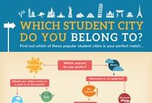 QS Best Student Cities 2015 / What makes a great student city? The QS Best Student Cities index combines data relating to universities, student community, affordability, quality of life and employer reputation, to highlight 50 of the world's best locations for students. #QSBestCities