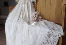 Heirloom Christening Gowns / Christening gowns suitable for boys and girls, classic in style that can be handed on to future generations.