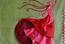 Textile & Stitches / . / by Diane Stauffer