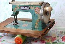 Vintage Sewing / Vintage sewing related items