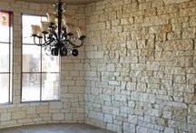 Natural Stone Veneer / Add the Beautiful and distinct style of Natural Stone to your project! With a wide selection of Styles and Colors, you are sure to find the perfect look!