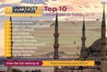 QS University Rankings: EECA / Discover the top universities in Emerging Europe and Central Asia, with this dedicated regional #ranking. First published in 2014, the QS University Rankings: EECA highlights the leading 150 universities in this dynamic and fast-developing part of the planet, based on nine key performance indicators. #QSWUR
