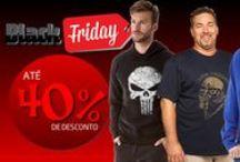 Black Friday Use Camisetas - 2015 / BLACK FRIDAY é na UseCamisetas! Aproveite que esses descontos são por tempo limitado, então corre e já escolha as suas. A promoção será habilitada neste dia 27/11 as 00:01. Fique ligado!