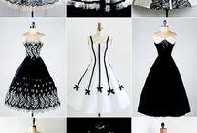Vintage Dresses / Gorgeous Vintage Dresses