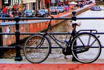 Study in the Netherlands / One of the most densely populated countries in Europe, it's known for its tolerant and liberal ethos, and boasts a wealth of great student cities – none of which are more than a bicycle ride (the nation's preferred mode of transport) away from some picturesque countryside. Need more reasons to study in the Netherlands? Follow our board!