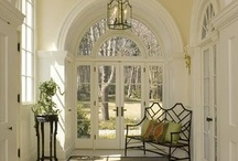 Doorways & Hallways