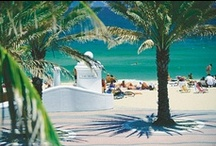 Fort Lauderdale Beaches / Find the best places to hit the beach in Fort Lauderdale! From gay friendly to family friendly beaches, Fort Lauderdale has it all! #fortlauderdale #lauderdalebeaches