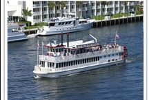 Fort Lauderdale Transportation & Charters / You have to check out all the Fort Lauderdale charter options! From plane charters to yacht charters, you can find it all in Fort Lauderdale!