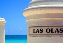 Las Olas Boulevard / Heading to Fort Lauderdale to have some fun? You have to check out Las Olas Boulevard! Great shopping in Fort Lauderdale. Lots to see and do!