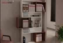 Kitaplık Modelleri / Birbirinden güzel ve harika kitaplık modelleri ile kütüphanenizi güzel bir görünüme kavuşturun