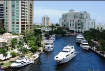 Fort Lauderdale Boating / Enjoy a day of boating in Fort Lauderdale. We have a few favorite ideas. Check it out! #fortlauderdale #lauderdaleboating