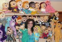 Puppets by rCreative Digits / Puppets rcreativedigits@yahoo.com