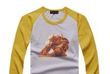 League of Legends alistar T-shirts / League of Legends alistar Manches Courtes T-shirts