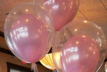 Party/Games/Decorations/Themes / by Cheryl Hopkins