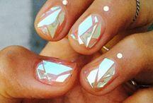 Nailart / Inspiration till naglarna!