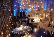 Autumn & Winter Ideas / Inspiration for a Winter Wonderland Wedding or a beautiful Fall wedding!