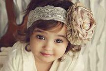 Cute Babies & Little Girls