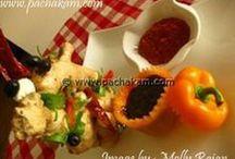 Kerala Sadhya (feast) recipes / Kerala Naadan Sadhya recipes