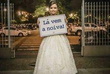 Minha filha vai casar...