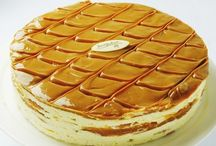 Adoçando a vida!!! / Sobremesas, doces caseiros, pães doces, brigadeiros, bolos e sorvetes... / by Monica Bedoni