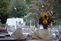 Fall Weddings at The Farmhouse