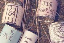 trouwen! 31-12-2015 / Budget wedding, maar toch stijlvol en mooi!
