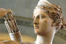 Classical Art & Sculpture / Classical Art -Greece & Roman empire