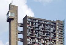 "BRUTALISM / BRUTALISM architecture ""Béton brut"" (""raw concrete"")"