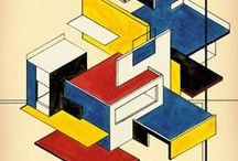 De Stijl / De Stijl Movement  Dutch artistic movement founded in 1917 in Amsterdam, body of work from 1917 to 1931