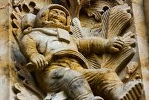 Gargoyle / Architectural decoration & Gargoyle Facade decoration