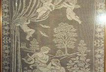 crochet fillet / knitting with crochet filet,curtains,bedcovers, blouses,skirts,dresses,summer dresses
