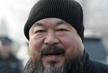 Ai Weiwei (art, arch. & collaboration) /  Born in 1957  Chinese contemporary artist and activist.