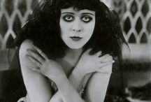 Stars of Silent Films / My all-time silent film stars, some of whom went on to make 'talkies'!