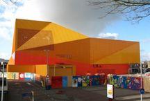 Ben van Berkel - UNStudio / (born 1957) is a Dutch architect