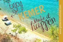 Kemer - Antalya / Paradise on the Turkish Riviera