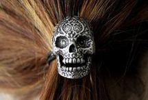 ❤ Skulls