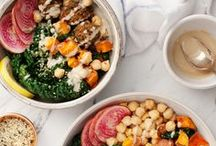 VEGANE BOWLS / Vegane Bowls I Vegane Frühstücksbowl I Vegane Lunch-Bowl I Vegane Dinner-Bowl