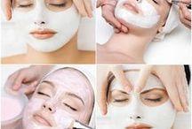 soin du visage / soin du visage et nettoyage faciale au naturel