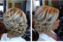 Wedding Ideas - Hairstyles!