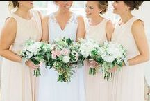 to hold / Wedding Bouquets designed by A to Zinnias