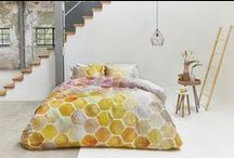 Yellow I Beddinghouse / Fashionable bedlinen, interior decoration and inspiration