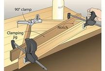 Woodworking / Various Woodworking projects of ideas.