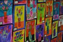 PCA Art Gallery / PCA offers Fine Arts (music, vocal, visual, and performing) from kindergarten through 12th grade.  National Art Honor Society is a club option for our high school students.