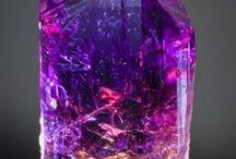 Crystals, Minerals