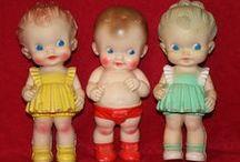 Srsck, the Kid - Vintage Toys / Speelgoed uit vervlogen tijden