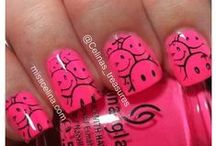 Srsck, Dochterlief - Nails / Nagels, nagels en nog meer nagels